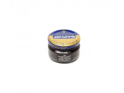 crème surfine marron foncé saphir
